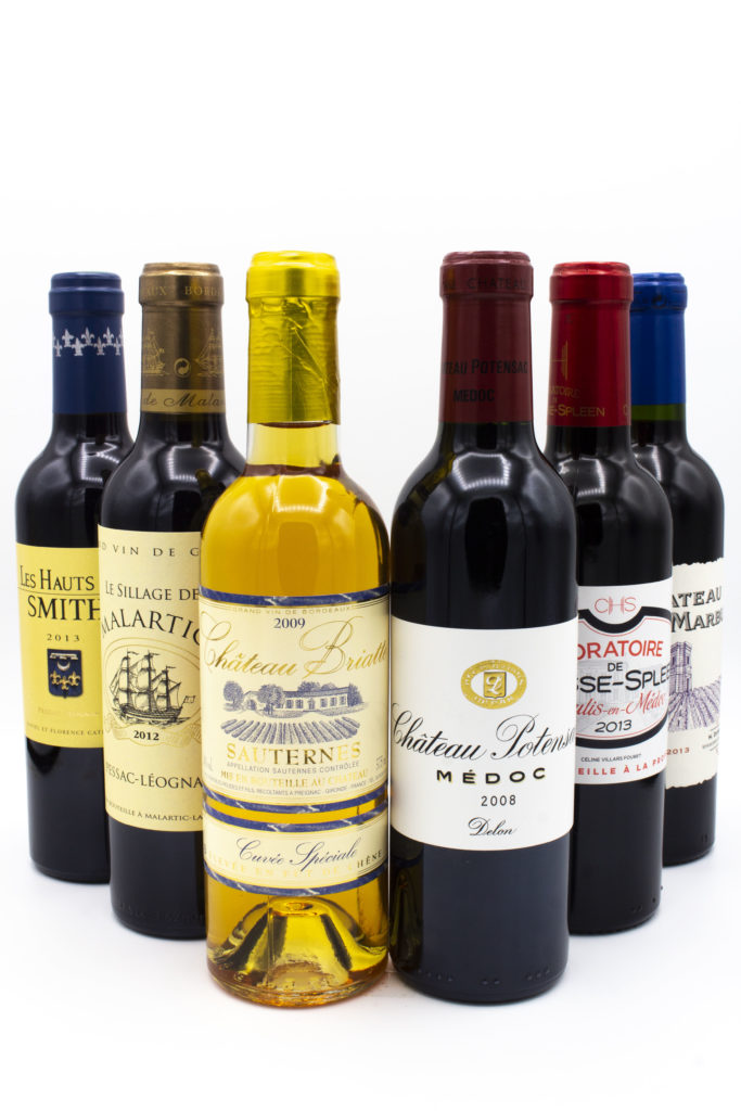 Vintage Classics from Bordeaux