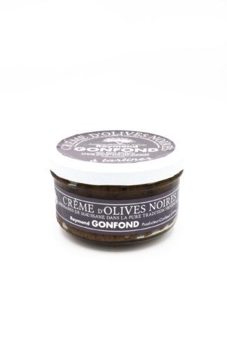 black olives cream